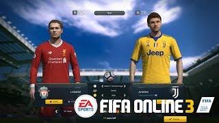 FIFA Online 3 Gameplay | Liverpool VS Juventus #5