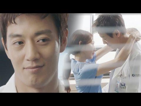 Park Shin Hye's skinship makes Kim Rae Won's heart flutter! 《The Doctors》 닥터스 EP08