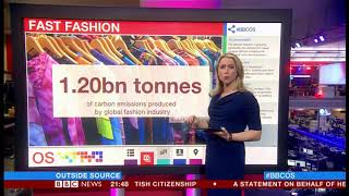 Fast Fashion - bad for the environment and your pocket (UK/Global) - BBC News - 19th February 2019