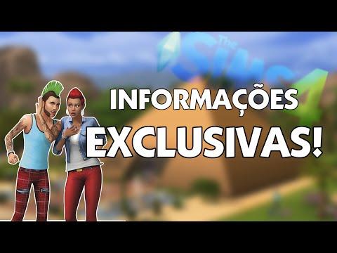 The Sims 4 - Informações EXCLUSIVAS sobre o Jogo!