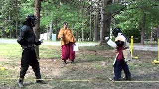 Rapier List - Sir Ulrich vs. Galif - Adrian Empire - Imperial Crown War Northeast 2010