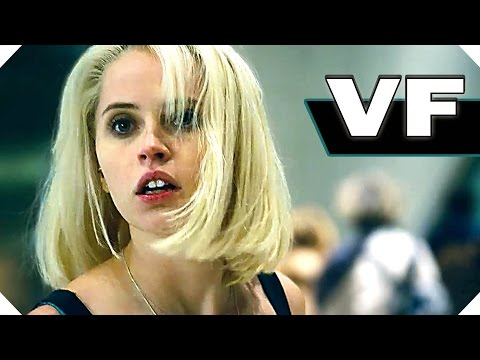 NO WAY OUT Bande Annonce VF (2017) Felicity Jones, Thriller streaming vf