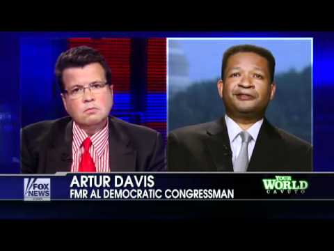 Artur Davis, Former Democratic congressman switches party - Fox News (video) 05302012.flv