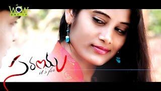 Sarayu Latest Telugu Short Film 2016 | A Sweet Romantic Love Tale