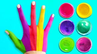 13 CRAZY PAINTING TRICKS FOR KIDS