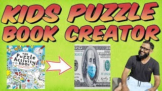 KIDZ PUZZLE BOOKS review💥Make Money Selling Kids Puzzle Books on Amazon| Kindle Direct Publishing💥