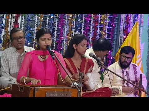 Ram Narayan Ram - Mahakasher mahanam celebrating Balak Brahmachari Maharaj birthday at Hridaypur