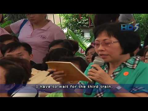 Commuters Will Benefit Over Time for New Distance-Based Fare : Lim Hwee Hua 11/07/2010