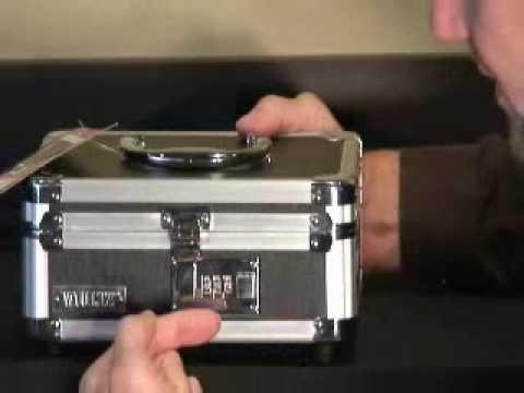 Vaultz® Lock Instructions - IdeaStream Consumer Products. LLC