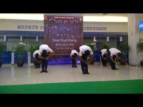 Year end party 2016 - Security BCA KCU PIK