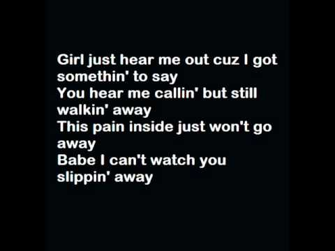Aziatix - Slippin' away (with lyrics on screen)