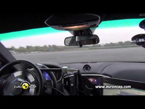 Euro NCAP | Maserati Ghibli | 2013 | Электронный контроль устойчивости