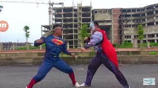 Phim Hành Động bắn súng - Siêu nhân Nhện vs Siêu nhân Gao