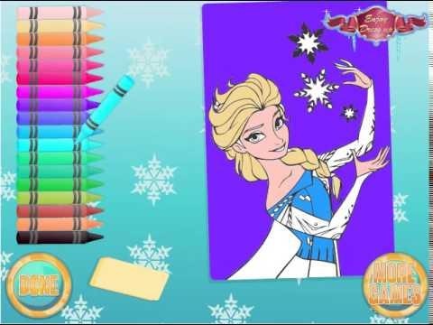 Juegos Frozen Baby Elsa Shower