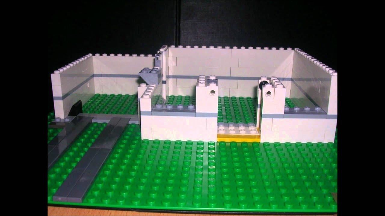 Huis bouwen house building lego youtube for Huis maken minecraft