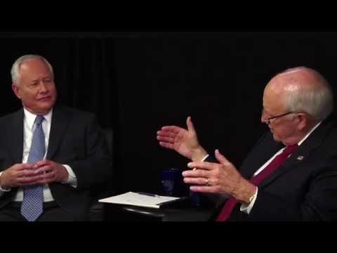 Vice President Dick Cheney on his time in Public Life