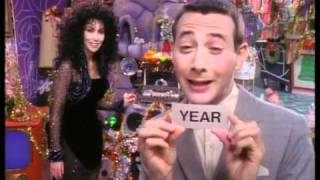 Cher - Pee-Wee's Playhouse Christmas Special (1988)
