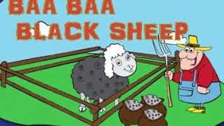 Baa Baa Black Sheep | Nursery Rhyme With Lyrics | Puzzle Toons