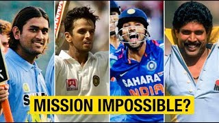 Top 20 Records By Indian Cricketers That Are Impossible To Break
