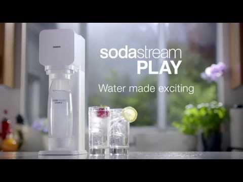 Water Made Fun With Sodastream Play