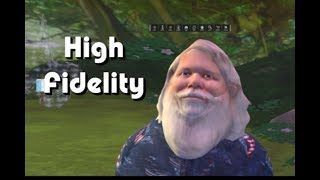 High Fidelity Doob3D Avatar