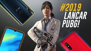 5 Hape Murah TERMANTAP Buat PUBG Mobile! (2019)