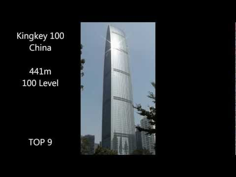 Top Ten of the world's tallest building Top Ten der höchsten Gebäude der Welt Disover Video