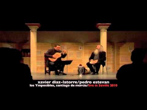 Los Ymposibles by de Murcia, Xavier Diaz-Latorre and Pedro Estevan, live in Sevilla 2010