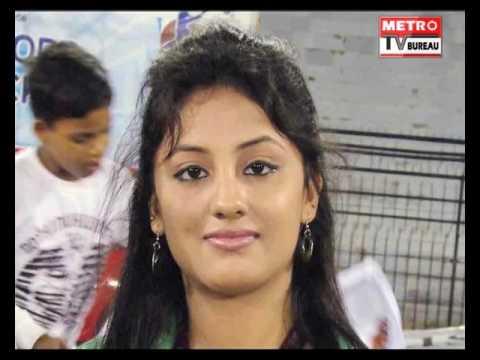 Odia Film Actress Riya Dey Doesn't Get Chance With Actor Sambit Acharya: Metro TV Bureau