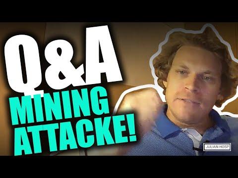 Q&A zur Mining Attacke bei Bitcoin und Bitcoin Cash (BCash)