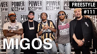 download lagu Migos Trade Bars In 'Culture 3' Stamped Freestyle With The L.A. Leakers - Freestyle #111 mp3