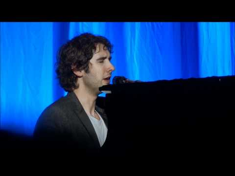 Josh Groban Amsterdam 2 0ctober 2011 - Higher Window (intro-Lovelife/I had sex) HD
