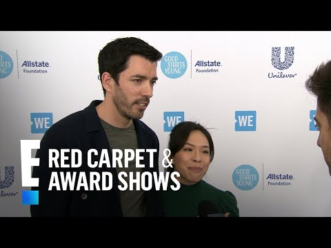 Drew Scott Details His Wedding and Bachelor Party! | E! Live from the Red Carpet