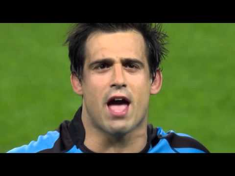 RWC 2015 Anthems - Uruguay vs England [Pool A]