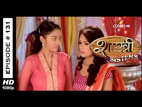 Shastri Sisters - शास्त्री सिस्टर्स - 19th December 2014 - Full Episode (HD)