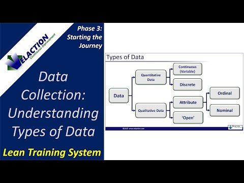 Data Collection: Understanding the Types of Data.