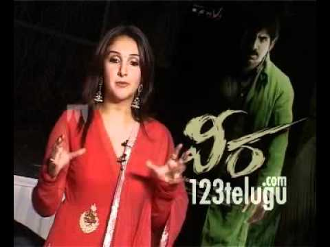 Sridevi Interview Veera -123telugu- Ravi Teja, Kajal, Tapsee, Sridevi And Others video