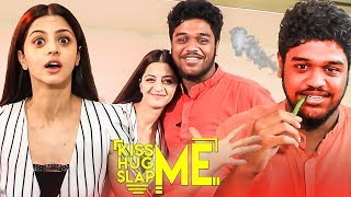 CHILLIFIED HORROR Interview with Vedhika | Kiss Me😘 Hug Me🤗 Slap Me 👋