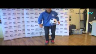 Best Football Freestyle  ft  Ronaldinho,Messi,C Ronaldo,Maradona,Beckham,Zidane & More Pt 4