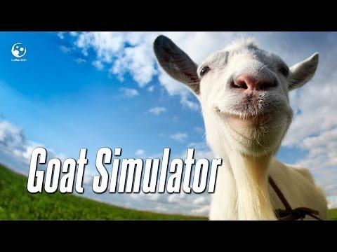 Goat Simulator 2014 (İlk Bakış - Türkçe Oynanış) PC [HD]