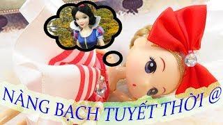 Công chúa Bạch Tuyết Chibi thời @ - B165S - Nữ hoàng búp bê baby doll