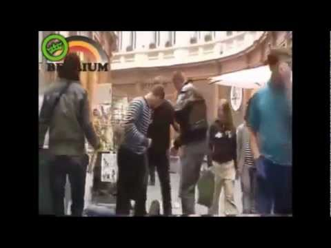 Belgium TV Prank Goes Wrong