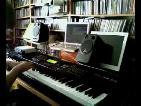 Ale romero Piano Buleria