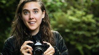 Camping Trip 35mm Film Edition, Shooting Kodak Portra Film (Snippet 15)