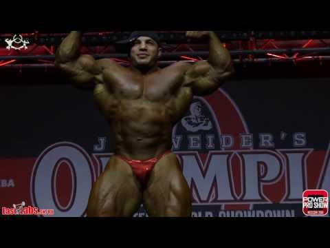 2016 Olympia Amateur Moscow Bodybuilding EXHIBICIE