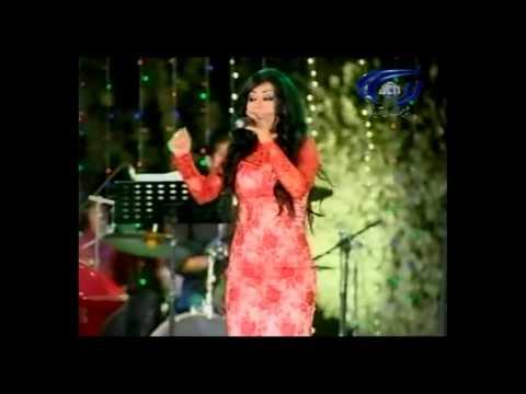Aryana Sayeed - Sharara Sharara live in concert 2012