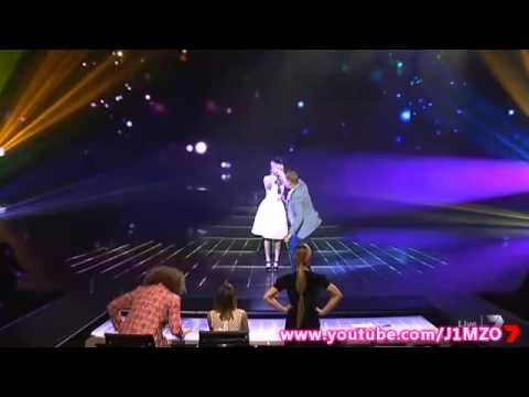 Marlisa Punzalan - Week 9 - Live Show 9 - The X Factor Australia 2014 Top 5 (Song 2 of 2)