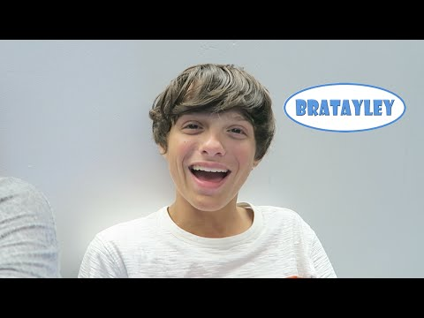Caleb's Back Right in Time for AUSTRALIA! (WK 243.3) Bratayley