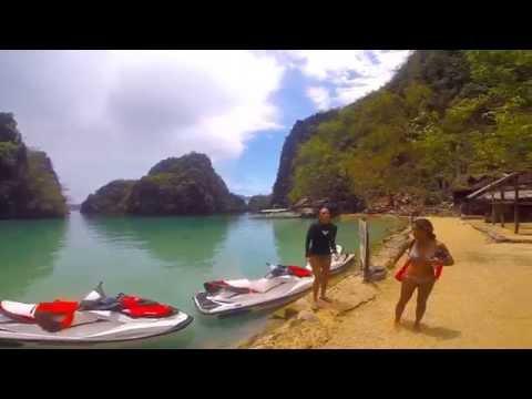 GoPro Best Coron and Puerto del Sol video