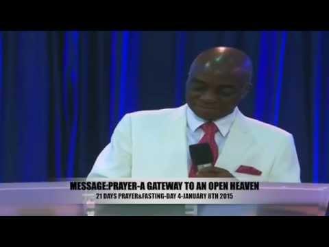 Day4-bishop David Oyedepo[message]21 Days Prayer & Fasting 8th Jan.th 2015 video